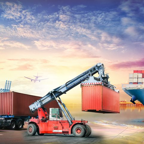 drayage management container shipments